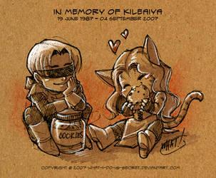 In memory of Kileaiya by what-i-do-is-secret