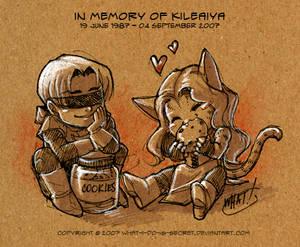 In memory of Kileaiya