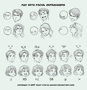 Fun with Facial Expressions