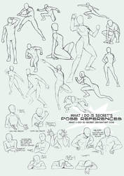 Pose Collection 002