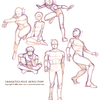 Reference: Poses 01 by what-i-do-is-secret