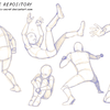Reference: Poses 02 by what-i-do-is-secret