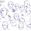 Reference: Face and Head by what-i-do-is-secret