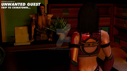 Unwanted Guest: Chinatown 021 - Meeting The Master