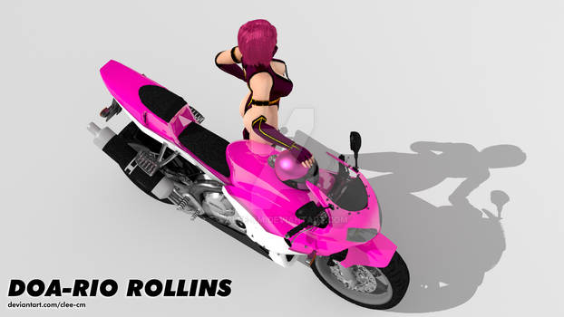 DOA: Rio and the Motorcycle 07
