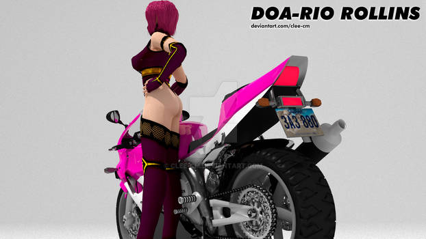 DOA: Rio and the Motorcycle 06