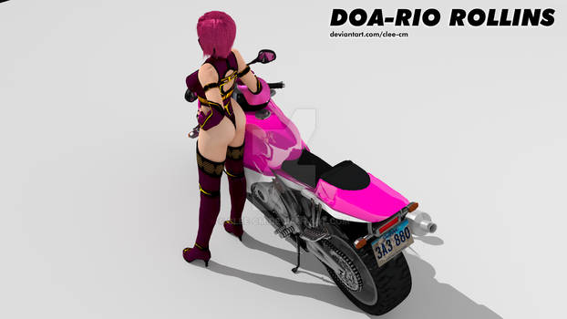 DOA: Rio and the Motorcycle 05