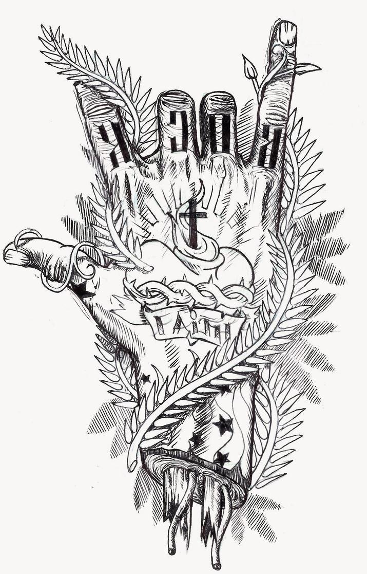 Half sleeve tattoo designs drawings sketch coloring page for Half sleeve tattoo sketches