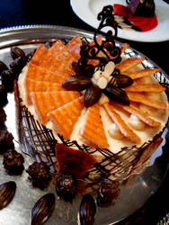 Nid d'abeille And Bonbons by Sliceofcake