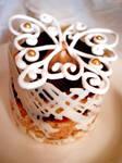 Choco Espresso Petit Gateau by Sliceofcake