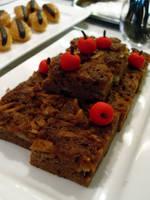 Spiced Apple Cake Slices by Sliceofcake