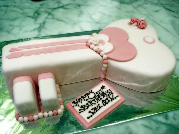 Key Cake Designs For 21st Birthday : 21st Key Cake by Sliceofcake on DeviantArt