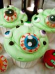 Eye Soup Cupcakes