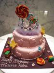 Sweets and Tiara Birthday