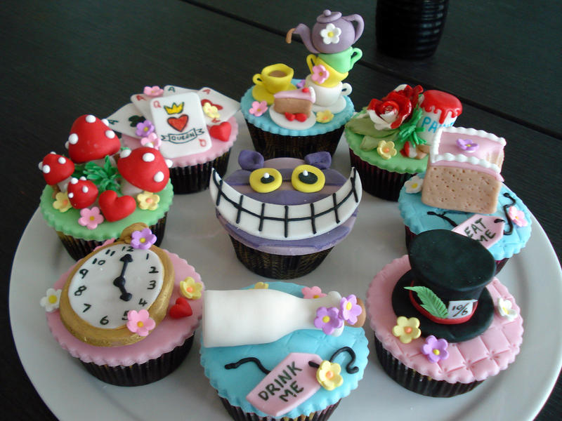 Alice In Wonderland by Sliceofcake