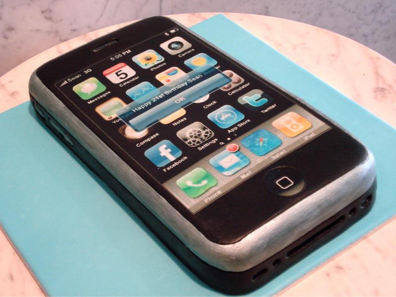 iPhone 3Gs by Sliceofcake on DeviantArt