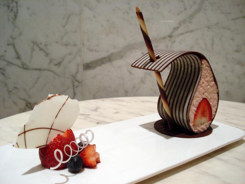 Strawberry Curve by Sliceofcake