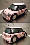Hello Kitty Mini Cooper