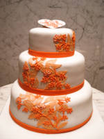 Orange Blossom by Sliceofcake