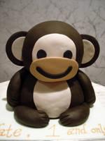 Monkeying Around by Sliceofcake