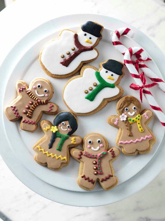 Christmas Cookies 2010 by Sliceofcake