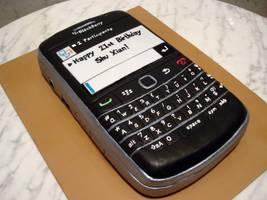 Blackberry by Sliceofcake