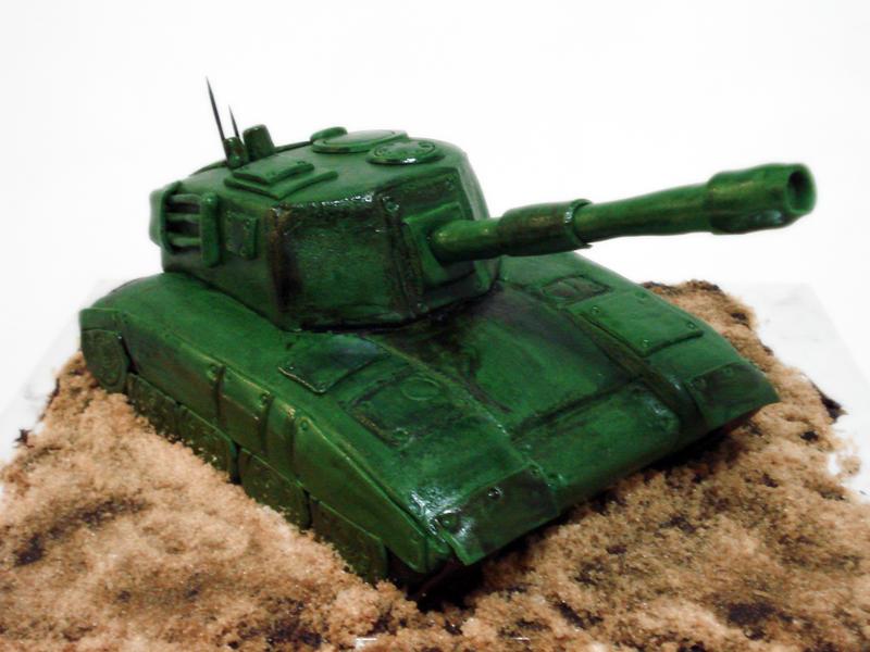 Tank by Sliceofcake