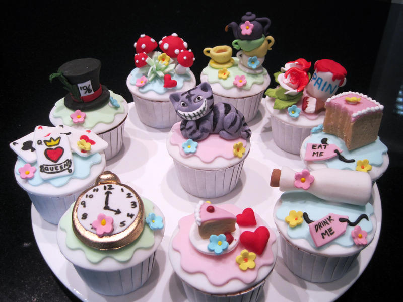 Alice In Wonderland 2 by Sliceofcake