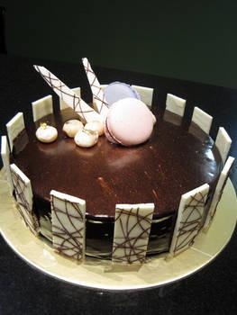 Chocolate Macadamia Mousse