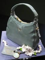 Prada Hobo Bag by Sliceofcake
