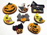 Halloween Cookies 2011