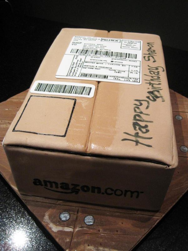 Amazon.com Parcel