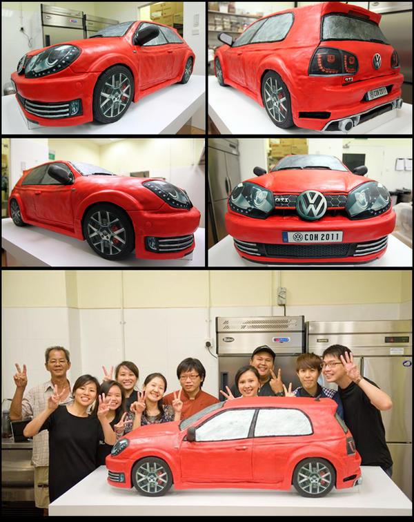 Volkswagen Golf GTI E35 by Sliceofcake