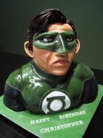 The Green Lantern by Sliceofcake