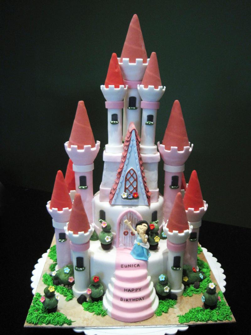 Princess Castle by Sliceofcake