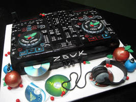 Zouk's X'mas DJ Mixer by Sliceofcake