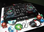 Zouk's X'mas DJ Mixer