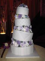 Violet Rose Tower by Sliceofcake