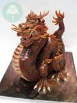 The Dragon King (Cake)