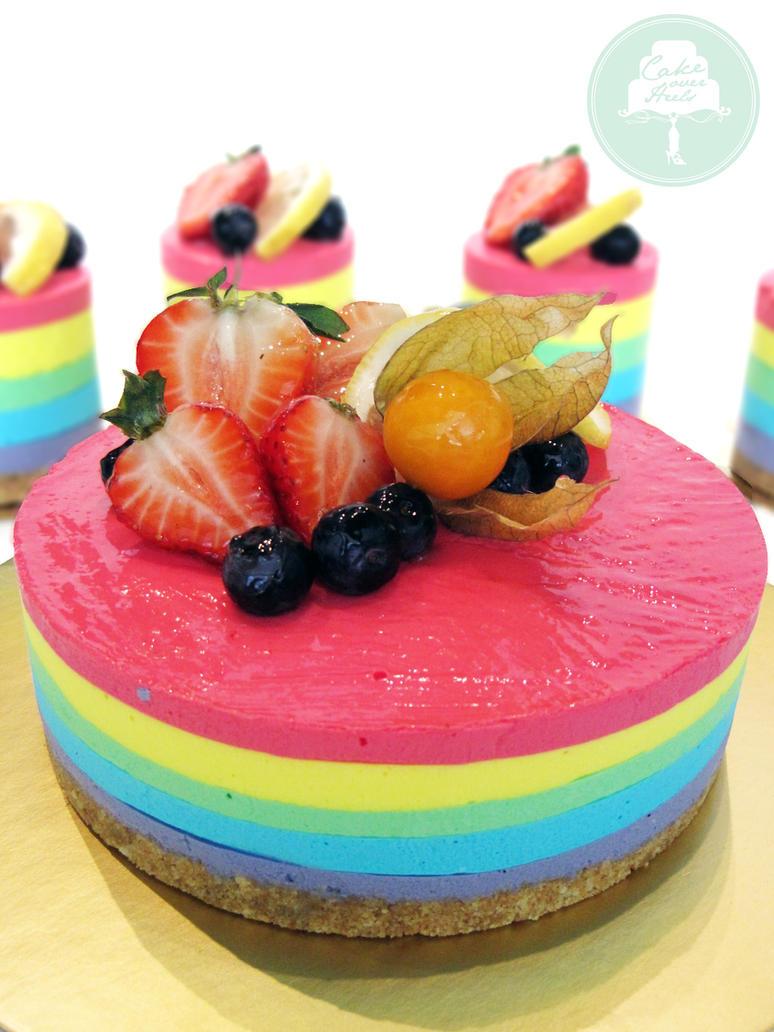 rainbow cheesecake by rainbow cheesecake it rainbow cheesecake ...