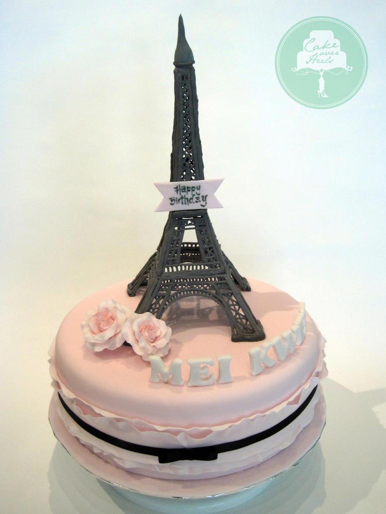 Viva La Paris by Sliceofcake