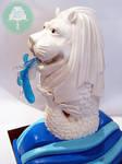Merlion (Cake)