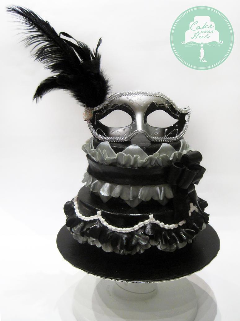 Gothic Masquerade by Sliceofcake