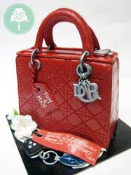 Lady Dior (Cake)