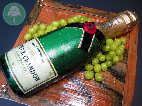 Moet and Chandon (Cake)
