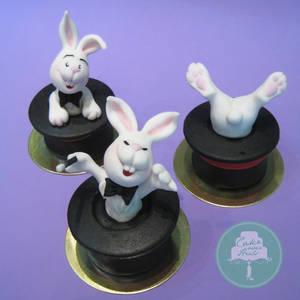 Bunny Magic (Cake)