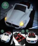 Maserati Grancabrio (Cake)
