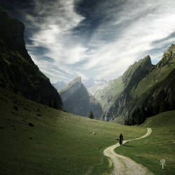 Death takes a hike by JJohnsonArtworks