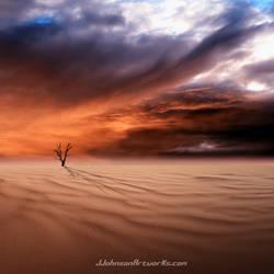 Sundial by JJohnsonArtworks