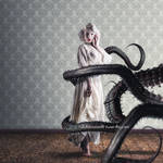 Woke up in a strange place
